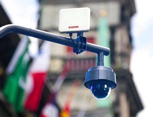 Bélgica combate crimen con RADWIN