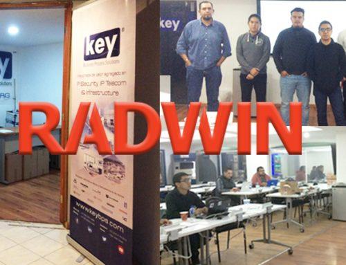 Certificación Radwin