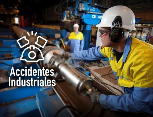 Los costos de los accidentes industriales