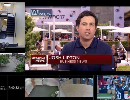 TV en vivo y análisis de video mejorado con S2 Magic Monitor 6.1