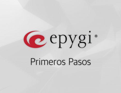 Epigy Primeros Pasos – (Parte 3) Configuración de Extensiones