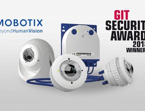 MOBOTIX gana en los GIT Security Awards