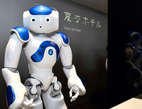 Robots que mejoran los servicios en hoteles