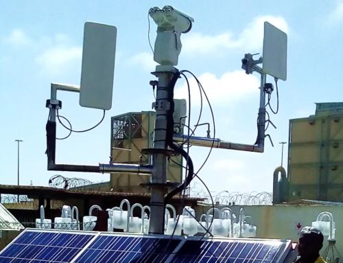 Radwin transmite videovigilancia de alta definición en sitios mineros