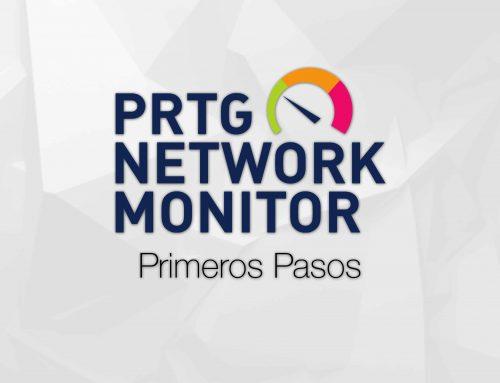 PRTG Primeros Pasos (Parte 2) – Añadiendo cámaras Mobotix a PRTG