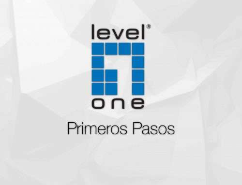 Level One Primeros Pasos (Parte 1) – Configuración Access Point