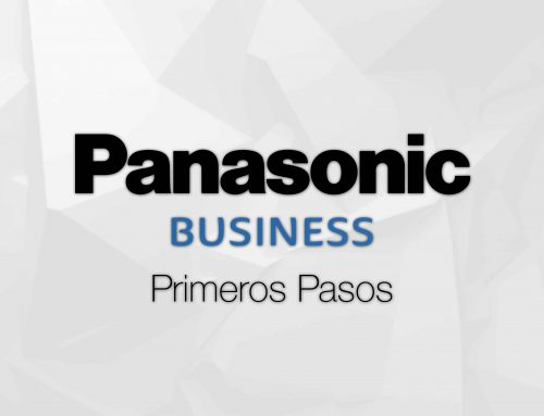 Panasonic Primeros Pasos – (Parte 2) Panasonic Insight