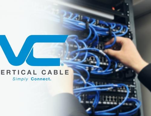 Vertical Cable marca la diferencia en cableado para proyectos de Seguridad  CCTV