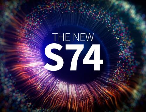 ¡Nueva S74! Más flexible que nunca.