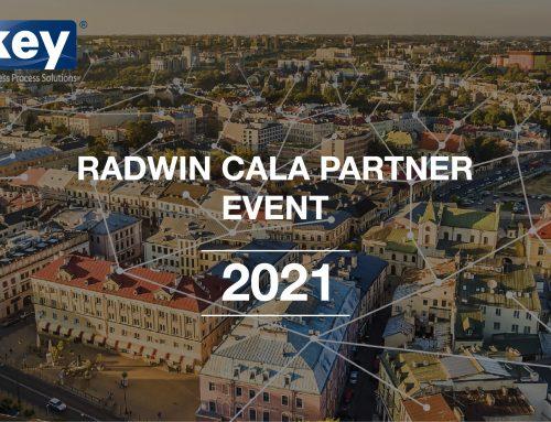 keyBPS recibe premio como partner del año en RADWIN CALA 2021